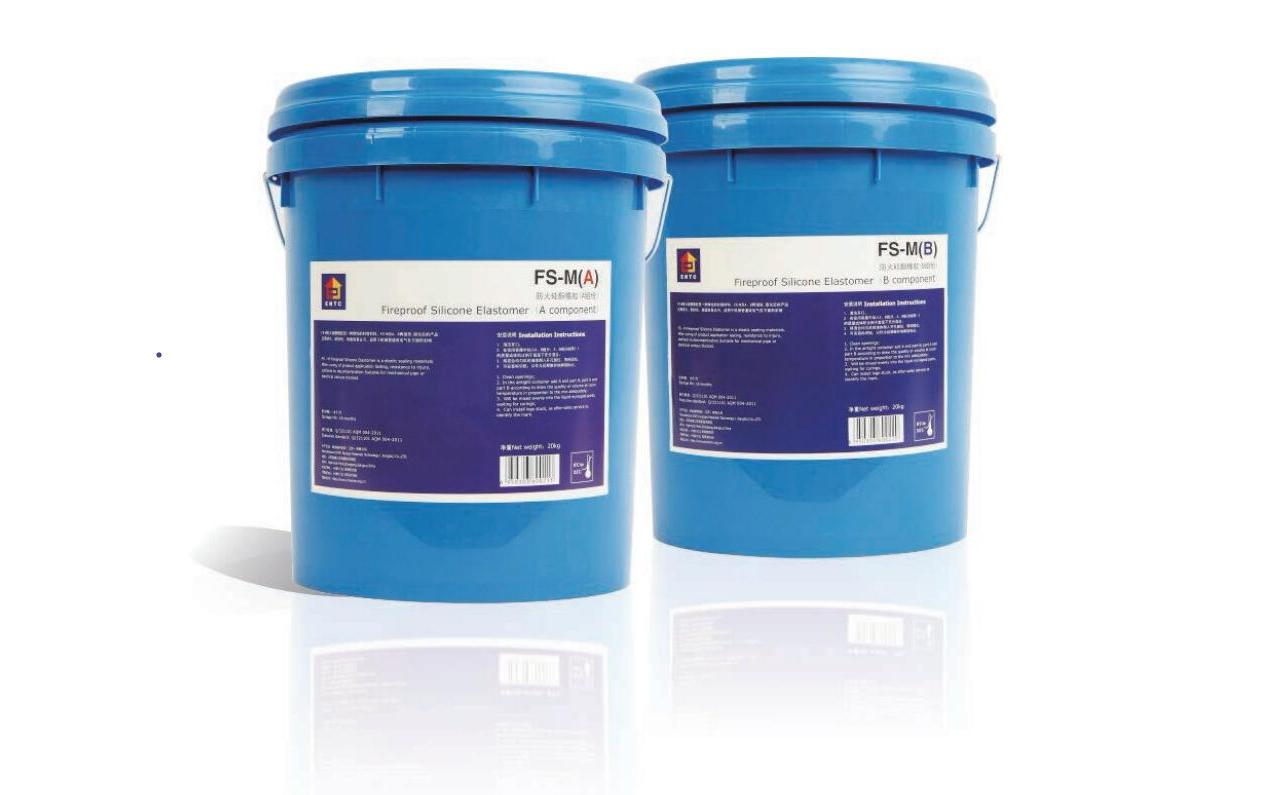 FS-M12博体育备用网站硅酮橡胶(AB组份)