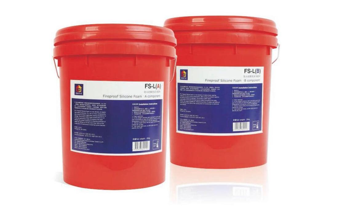 FS-L12博体育备用网站硅酮泡沫(AB组份)