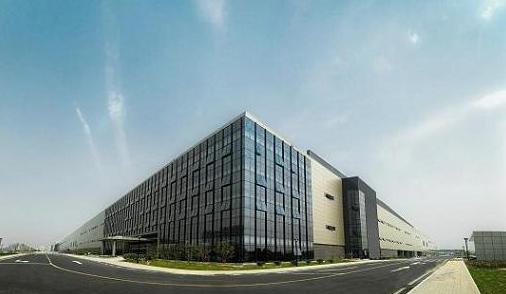 武汉京东方电子厂房项目